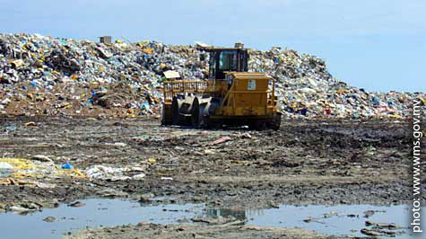 dump waste management