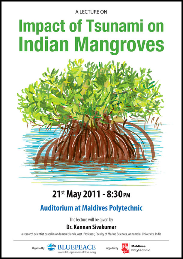Impact of Tsunami on Indian Mangroves